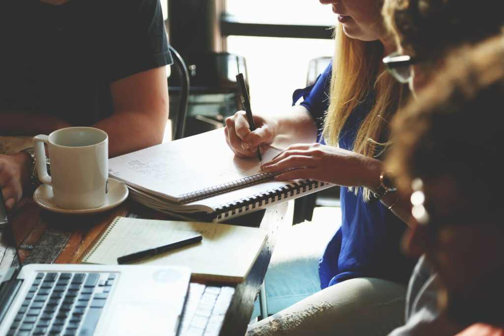 Projekt Brainstorming